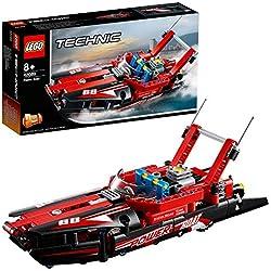 LEGO® Technic Le bateau de course Jeu de construction, 8 Ans et Plus, 174 Pièces 42089