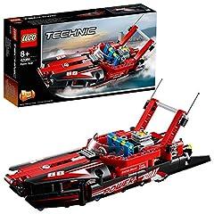 Idea Regalo - LEGO Techinc - Motoscafo da corsa, 42089
