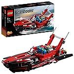 LEGO Techinc - Motoscafo da Corsa, 42089 LEGO