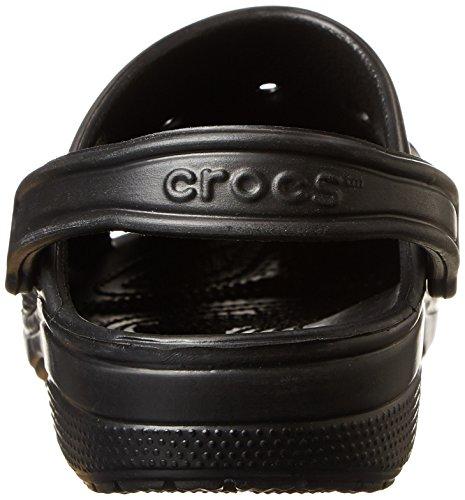 Crocs Feat, Unisex - Erwachsene Sandalen Schwarz (Black)