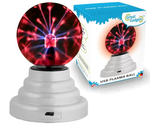 GreatGadgets 3055 USB Plasma Ball
