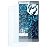 Bruni Schutzfolie für Switel eSmart M3 Folie, glasklare Bildschirmschutzfolie (2X)