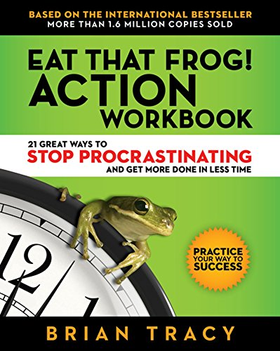 eat that frog a great practice Its rather good to eat that frog written by there are so many good things that you can do that your ability to decide among them may be with practice.