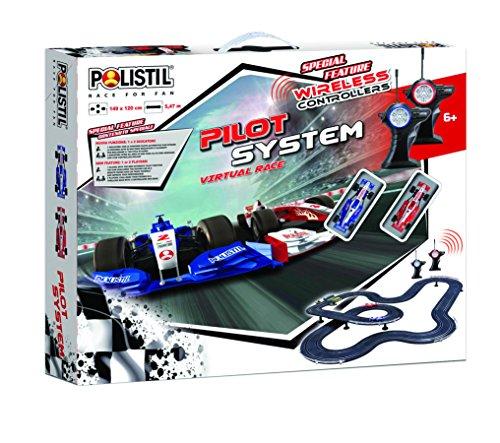 Polistil Pista Elettrica Pilot System,, 960406