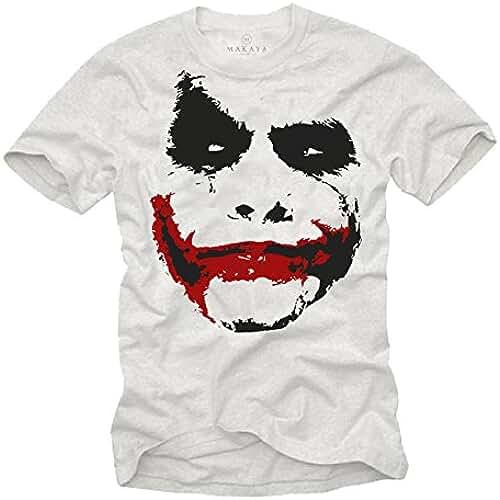 dia del orgullo friki Camiseta Joker Hombre