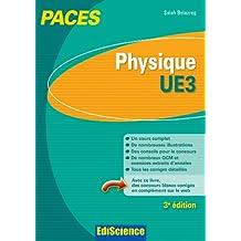 Physique-UE3 PACES - 3e éd. (French Edition)