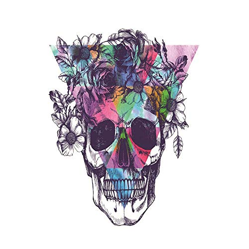 iYmitz Halloween 5D Stickerei Gemälde Strass eingefügt DIY Diamant Malerei Kreuzstich(A,30cmx30cm)