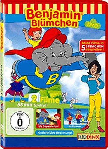Benjamin als Superelefant/ Benjamin im Eismeer
