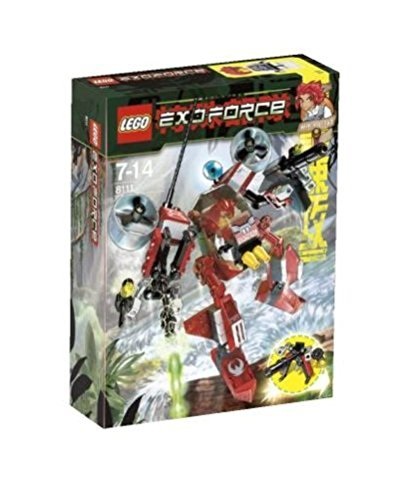 Dragons River (LEGO Exo-Force 8111 - River Dragon)
