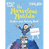 The Marvelous Matilda Sticker and Activity Book