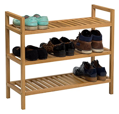 waverly-oak-stackable-shoe-rack-in-light-oak-fits-9-pairs-of-shoes-wide-organiser-stand-3-tier