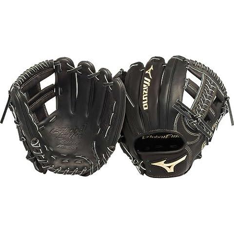Mizuno gge61 Vbk Elite Global VOP destrorsi Fielders-Guanto da Baseball, colore: nero, 11,5 cm