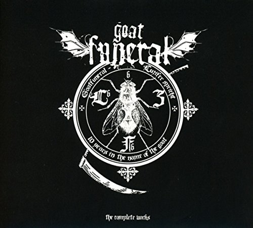 Goatfuneral: 10 Years In The Name Of The Goat (LTD. Digipak) (Audio CD)