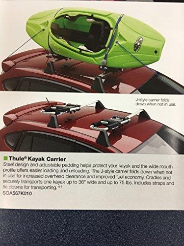 2006-2017-subaru-outback-wrx-impreza-forester-oem-kayak-carrier-soa567k010-thule-by-subaru