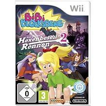 Bibi Blocksberg - Das große Hexenbesen - Rennen 2 - [Nintendo Wii]