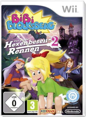 Das große Hexenbesen - Rennen 2 - [Nintendo Wii] - Teen-wii-spiele