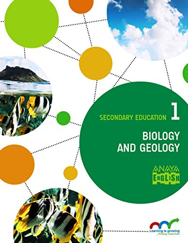 Biology and Geology 1. (Anaya English) - 9788467850789 por Concepción Plaza Escribano