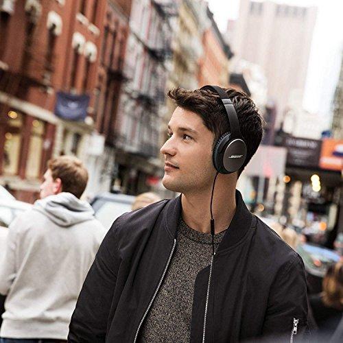 Bose QuietComfort 25 Acoustic Noise Cancelling Kopfhörer (geeignet für Apple-Geräte) schwarz - 10