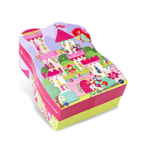 itsImagical - Ilupuzzle castle, puzzle de 54 piezas (Imaginarium 85446)