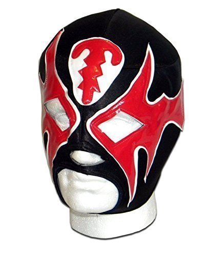 ATLANTIS ADULT MEXICO LUCHA LIBRE LUCHADOR WRESTLING MASK