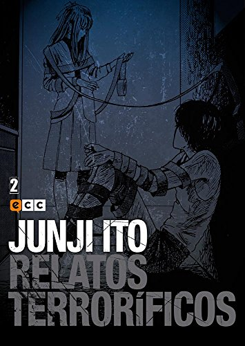 Junji Ito: Relatos terroríficos (O.C.): Junji Ito: Relatos terroríficos 2 por Junji Ito