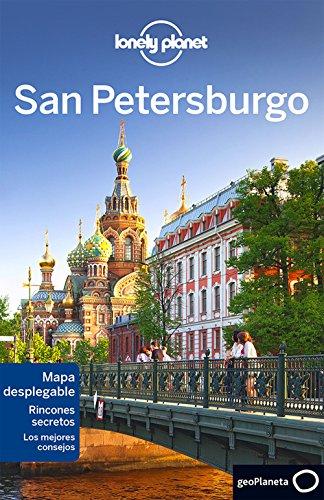 San Petersburgo 3: 1 Guías Ciudad Lonely Planet [Idioma