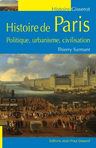 HISTOIRE DE PARIS (GISSEROT HISTOIRE)