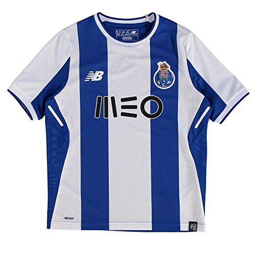 bf867d9fe5a New Balance 2017-2018 FC Porto Home Football Shirt (Kids)