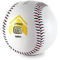Sklz Bala Bola de béisbol con Sensor de Velocidad Velocidad de béisbol Medidas hasta 120km/h