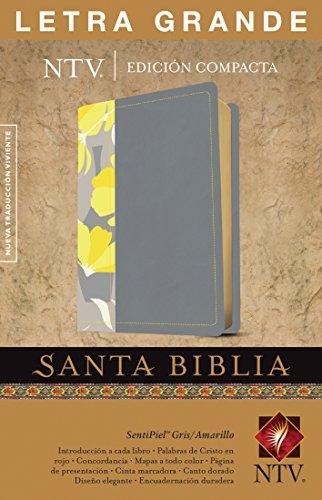 Santa Biblia Ntv, Edicion Compacta Letra Grande