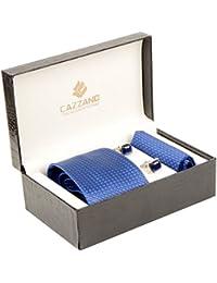 Cazzano Floral Print Men's Tie Set (TCPNC155)