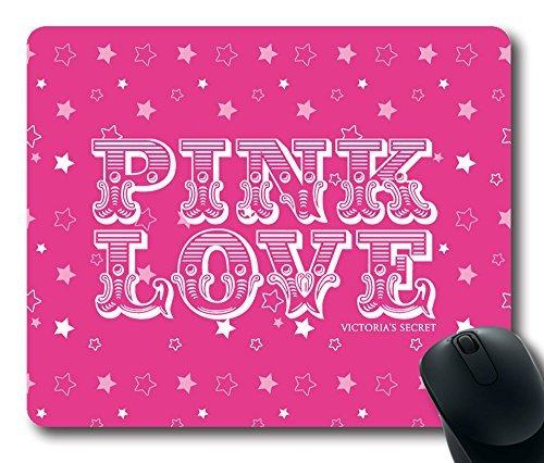 victoria-secret-logo-pink-masterpiece-limited-design-oblong-mouse-pad-by-cases-mousepads