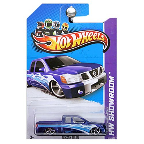 hotwheels-cars-showrrom-nissan-titan