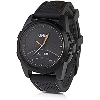 iMacwear unik2 - 5ATM Impermeable Smartwatch Pulsera de Actividad ...