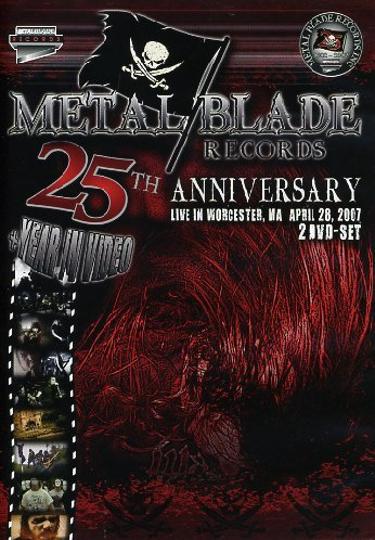 Metal Blade 25th Anniversary Dvd