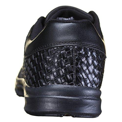 Reservoir Shoes - Basket Sancho Noir/Noir Noir