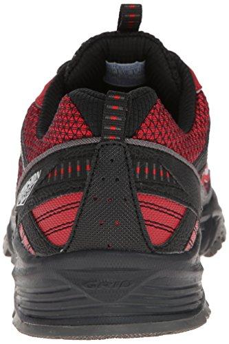 Chaussures Grid Excursion TR8 - homme rouge/noir
