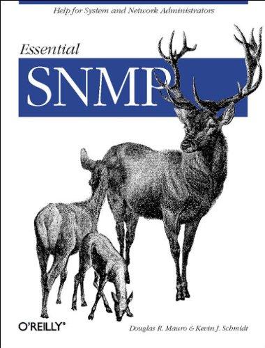 ESSENTIAL SNMP par Douglas R. Mauro