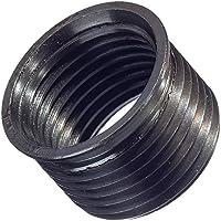 KS Tools 150.5085 - Casquillo roscado + collar de L = 11,2mm, IG = M14x1,25 / AG = M16x1,25