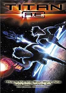 Titan A.E. [DVD] [2000] [Region 1] [US Import] [NTSC]