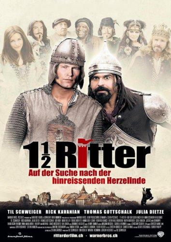 1.5 Video (1 1/2 Ritter - Auf der Suche nach der hinreißenden Herzelinde)