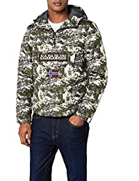 Napapijri Rainforest Exclusive, Chaqueta para Hombre
