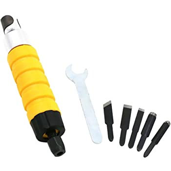 Sharplace Scalpello Per Legno Elettrico Utensile Lavorazione Legno Con 5 Lame