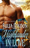 [Highlander in Love] (By: Julia London) [published: August, 2005]