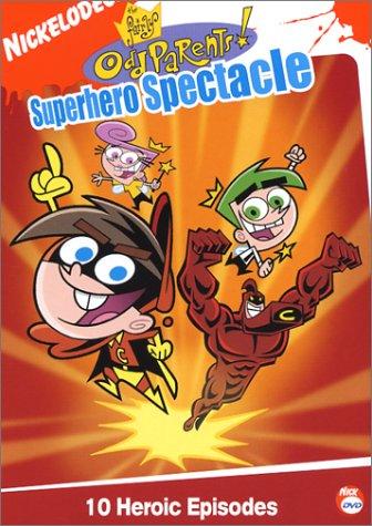 Fairly Odd Parents: Superhero Spectacle [Import USA Zone 1]