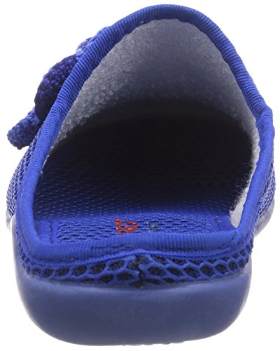 Florett Paula, Pantofole donna Blu (Blau (20/blau))