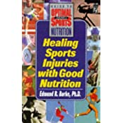 Healing Sports Injuries with Good Nutrition (Keats Sports Nutrition Guides)