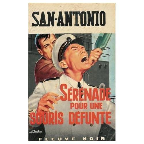 San-antonio, n° 52 : Sérénade pour une souris défunte