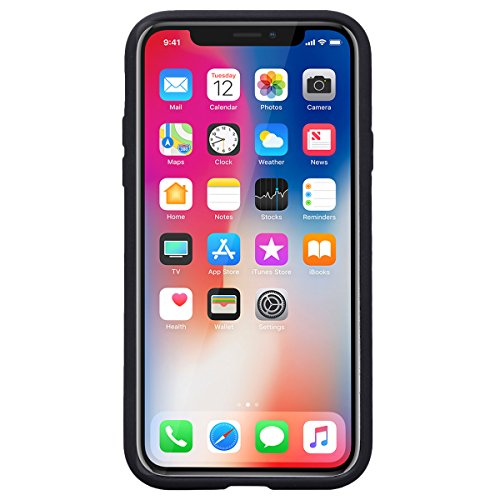 Coque iPhone 6S / iPhone 6, HB-Int Housse de Protection Plastique Hard Back Case + Souple TPU Bumper Etui Ultra Thin Antichoc Cas Couverture pour Apple iPhone 6 / 6S - Rouge Marine