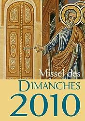 Missel des dimanche 2010 : Lectures de l'année C